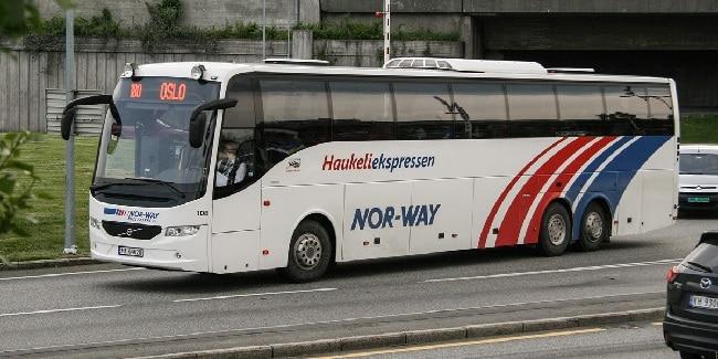 אוטובוס-בנורבגיה