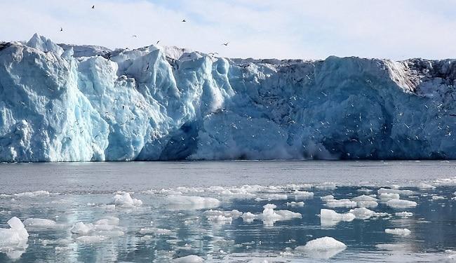 קרחונים באיי סבאלברד