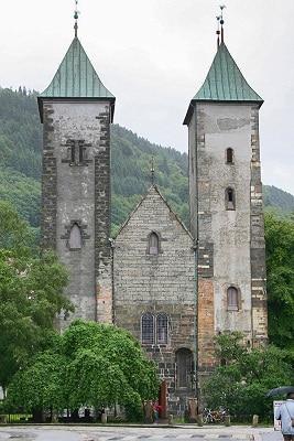 כנסיית St. Mary's בברגן
