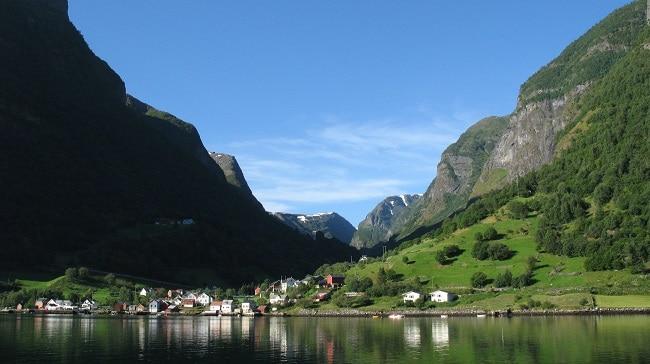 פיורד סוגנה Sognefjord