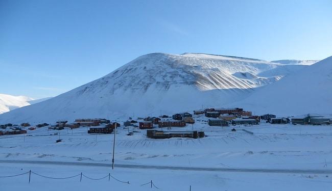 לונגיירבין Longyearbyen