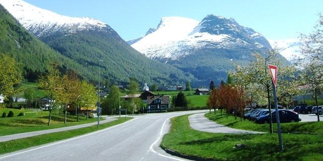 הר SKÅLA