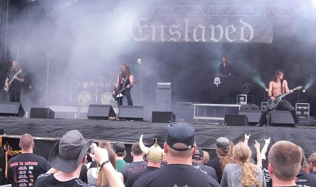 להקת Enslaved - המוזיקה של הויקינגים המודרניים