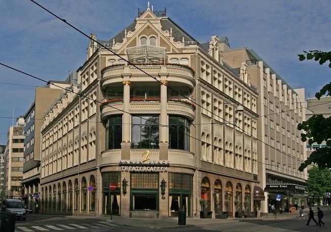 מלון קונטיננטל אוסלו – המלון הכי טוב בנורבגיה