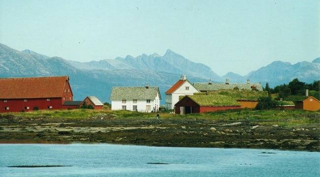 Kjerringøy סאלטן