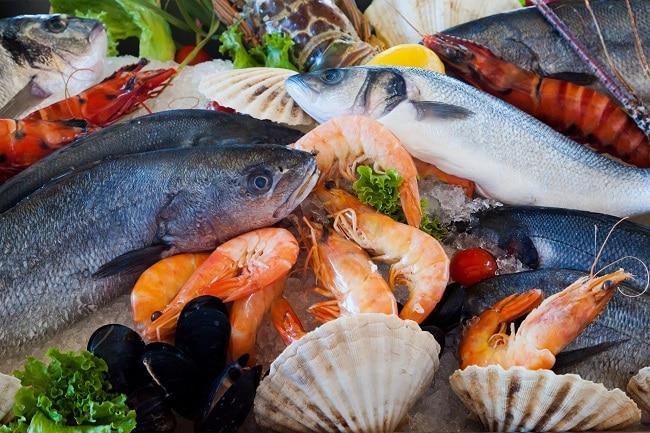 מאכלי ים ודגים בנורבגיה