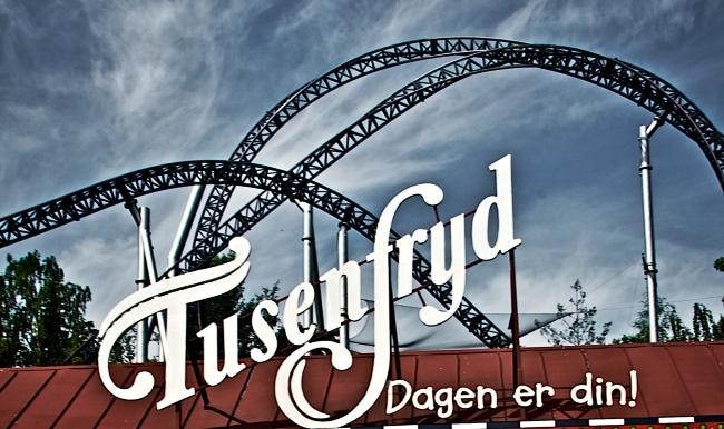 פארק TusenFryd