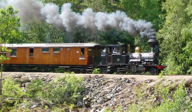 רכבת SETESDALSBANEN