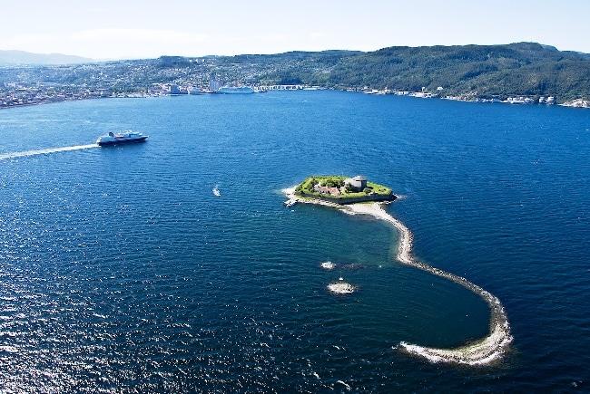 Munkholmen האי מנקהולמן