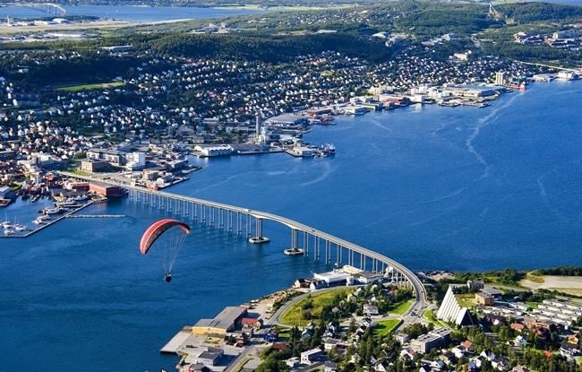 Tromsø טרומסו