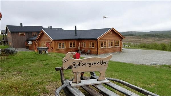 מסעדת Gjetbergsvollen