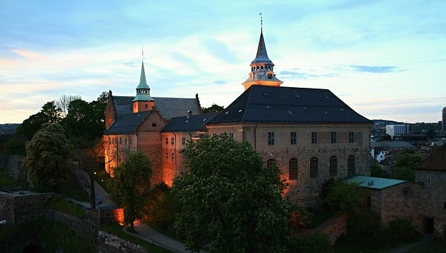 מבצר אקרשוס - Akershus Fortress