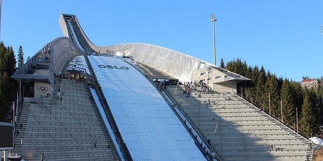 מוזיאון הסקי Holmenkollen