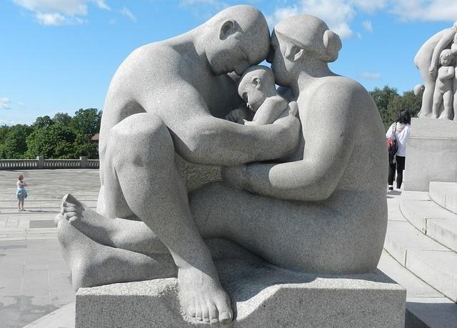 פארק הפסלים ויגלאנד - Vigeland