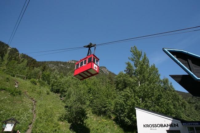רכבל Krossobanen