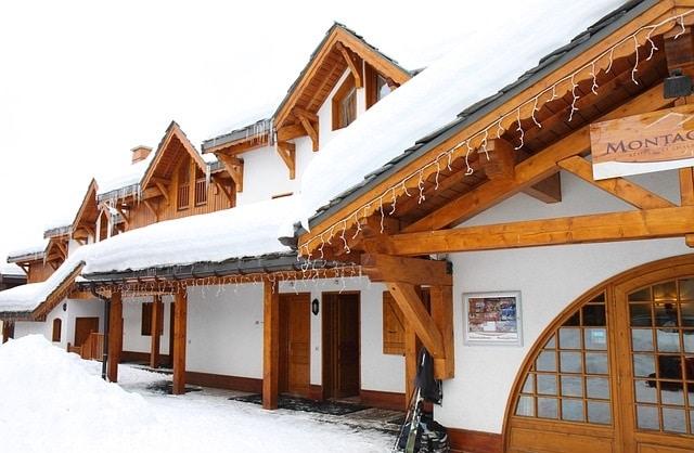 בקתת סקי - אופדאל