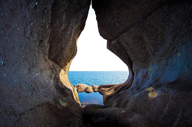 המערות של פלקה פיורד - Brufjell