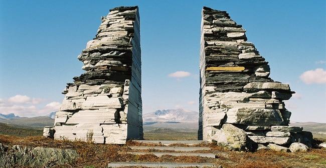 הפארק הלאומי Dovrefjell