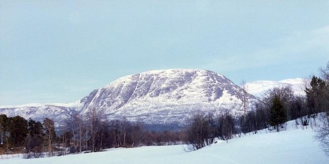 הר Almannberget