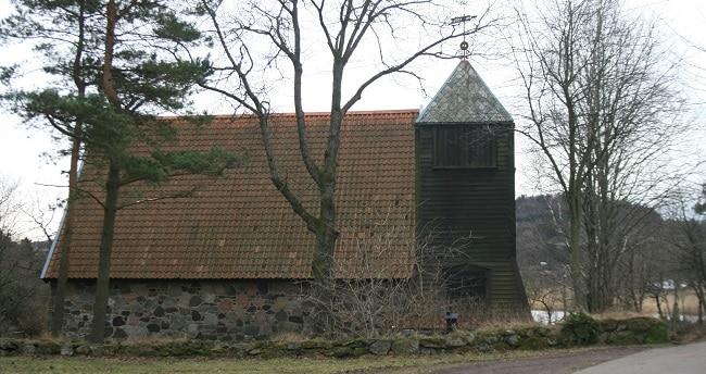 כנסיית Løvøy העתיקה