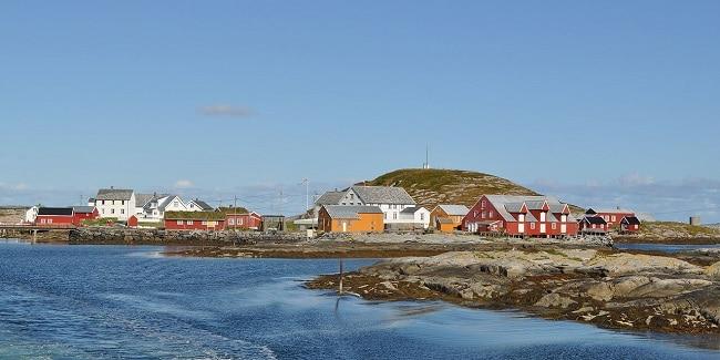 כפרי הדייגים Sør-Gjæslingan