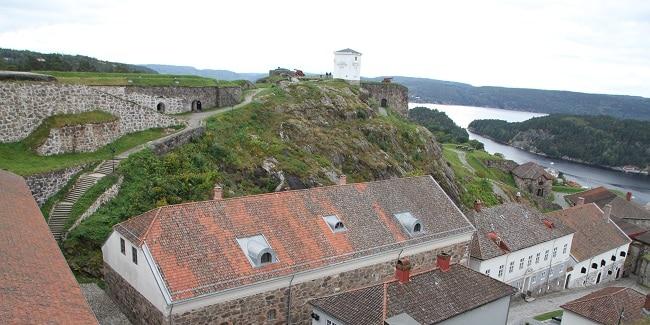 מבצר Fredriksten