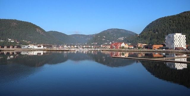 נאמדאלן - Namdalen