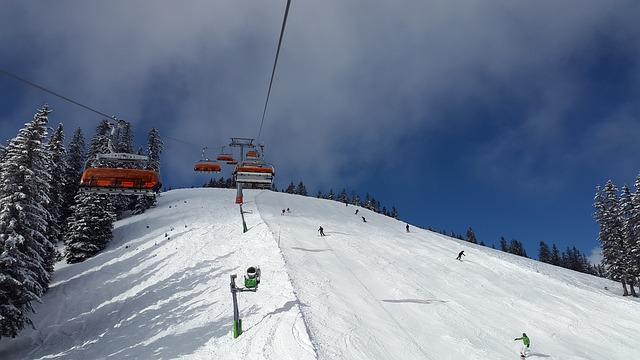 סקי באיזור יילו