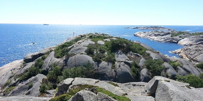 שביל החוף - Østerøya