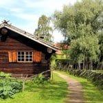 המוזיאון הנורבגי העממי באוסלו – Norsk Folkemuseum