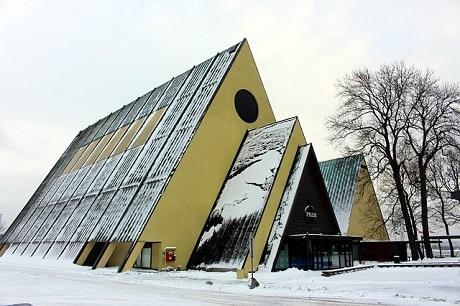 מוזיאון הספינה פראם באוסלו - עותק