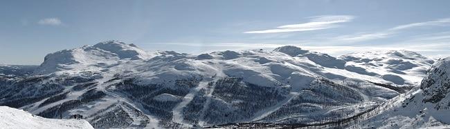 מרכז הסקי Hemsedal המסדאל