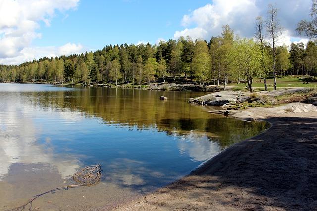 אגם באיזור וגרשיי
