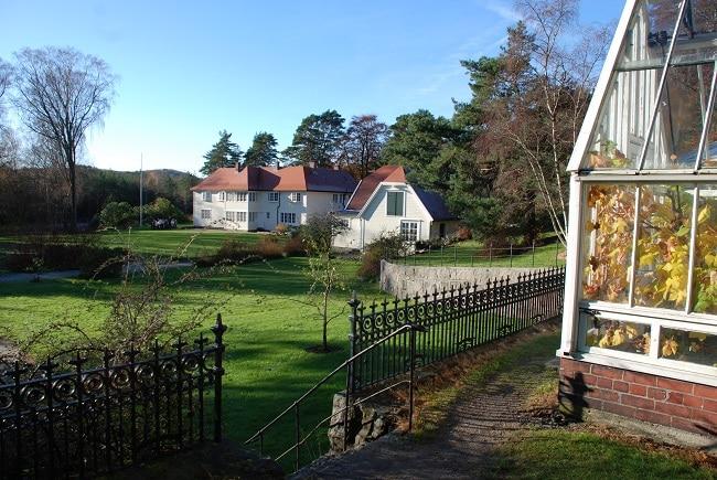 בית הקיץ Risøbank