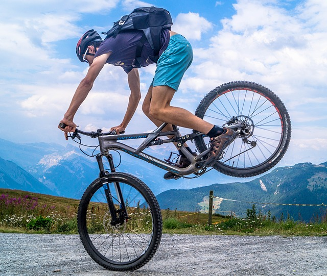רכיבה על אופניים בהל