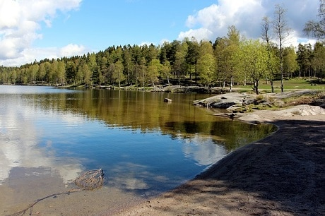 אגם באיזור וגרשיי - עותק