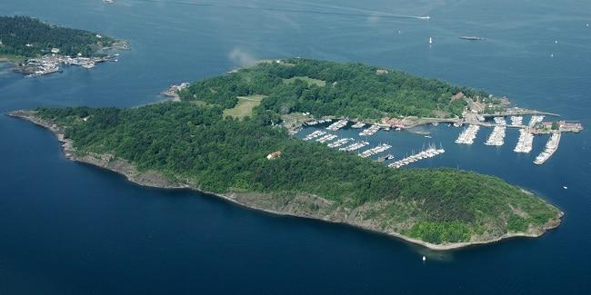 האי Hovedøya