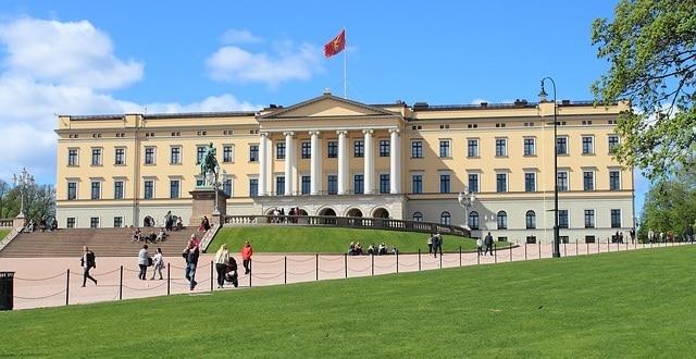 הארמון המלכותי באוסלו