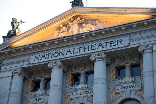 חזית התאטרון הלאומי הנורווגי
