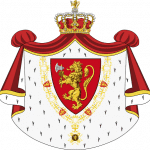 סמל ארמון המלוכה הנורבגי