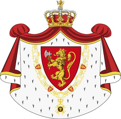 ארמון המלוכה הנורבגי