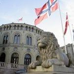 בניין הפרלמנט הנורבגי באוסלו – הסטורטינג