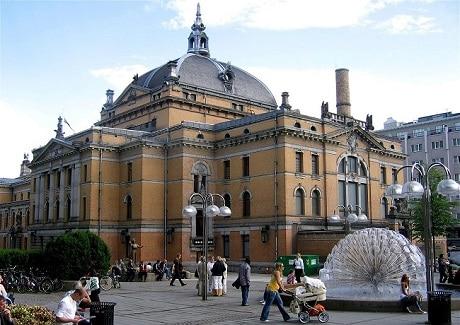התאטרון הלאומי הנורווגי - עותק