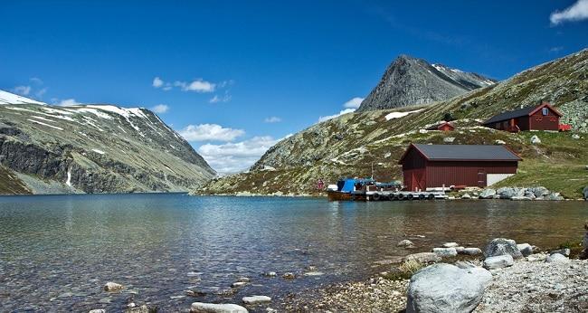 הפארק הלאומי רונדאן - Rondane