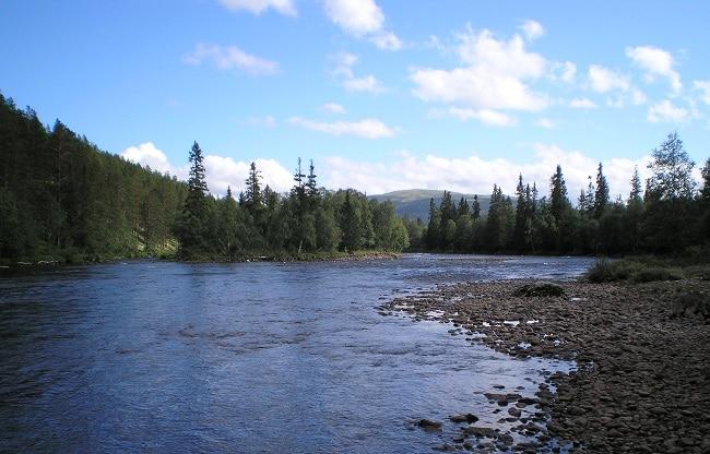 נהר Trysilelva