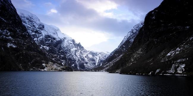 נרייפיורד - Nærøyfjord