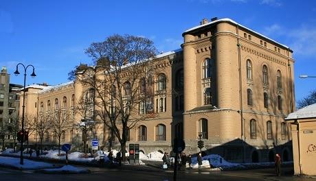 המוזיאון ההיסטורי אוסלו - עותק