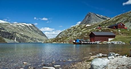 הפארק הלאומי רונדאן - Rondane - עותק
