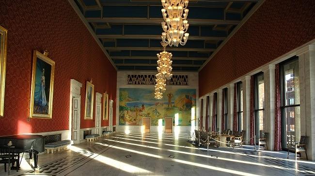 בית העירייה של אוסלו