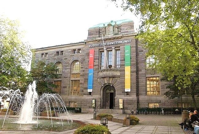 המוזיאון לאמנות מודרנית - Museet for samtidskunst